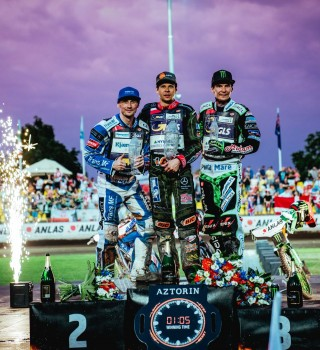 Images from the 2019 Czech Speedway Grand Prix