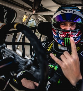 Day two images from the 2019 World RX of Spain