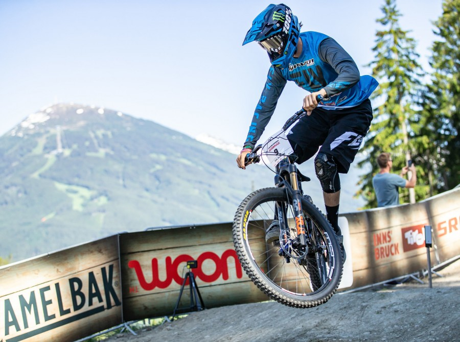 Images from the 2019 Crankworx in Innsbruck, Austria