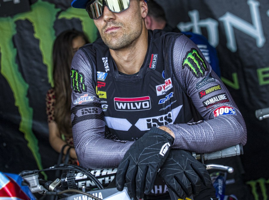 Photos from the  MXGP stage in Kegums, Latvia.