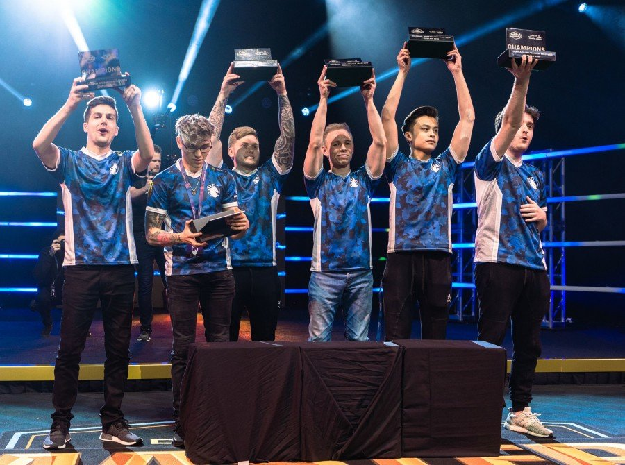Photos of Team Liquid's Counter Strike team playing in DreamHack Masters in Dallas Texas at the Key Bailey Hutchinson Convention Center. They placed 1st place after beating ENCE who knocked them out of of the last Counter Strike Major event in the semifin