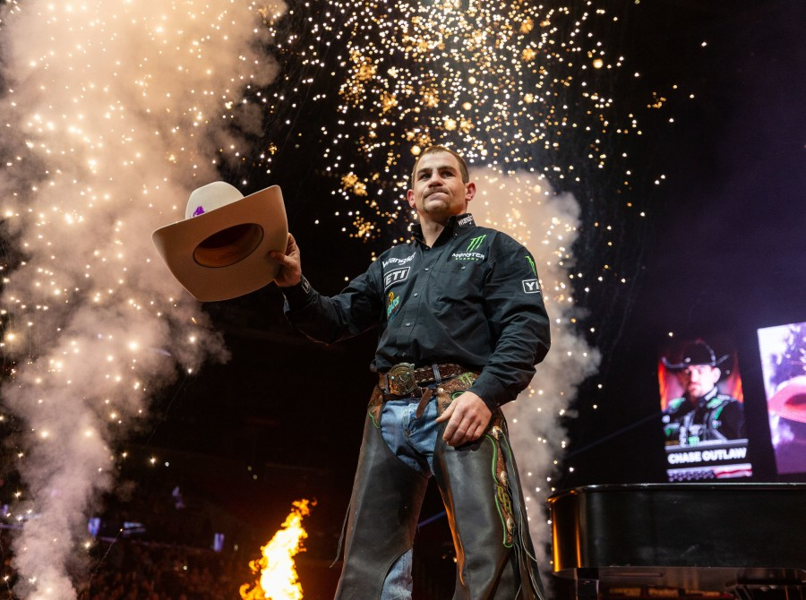 Images from the Los Angeles Iron Cowboy PBR Unleash the Beast