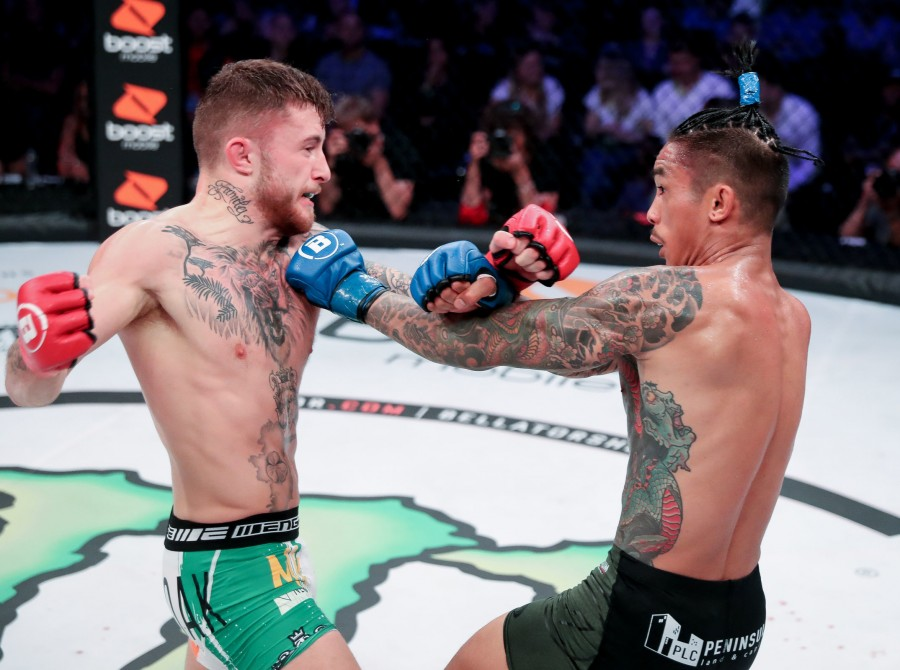 Assets from the 2019 Bellator 223 event at the The SSE Arena in Wembley, United Kingdom