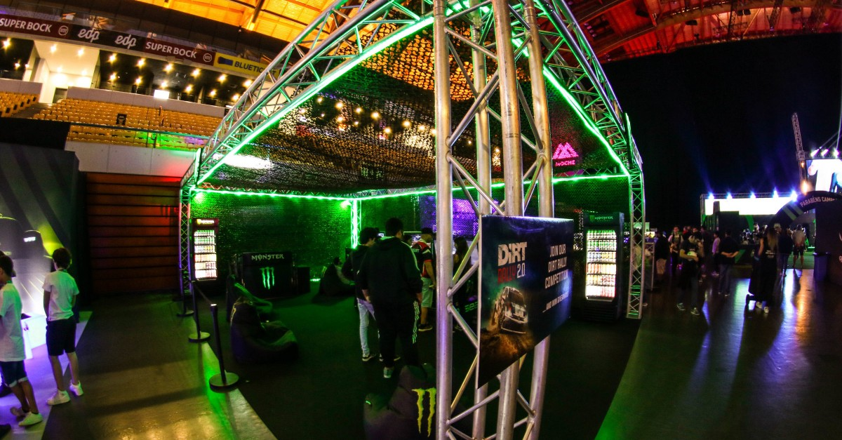 Monster Energy Conquers Moche XL eSports 2019