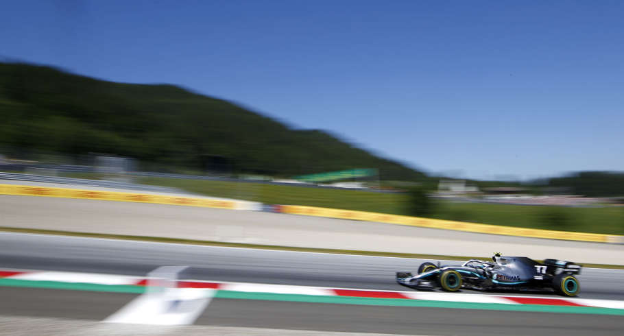 Images from the 2019 F1 Austrian Grand Prix