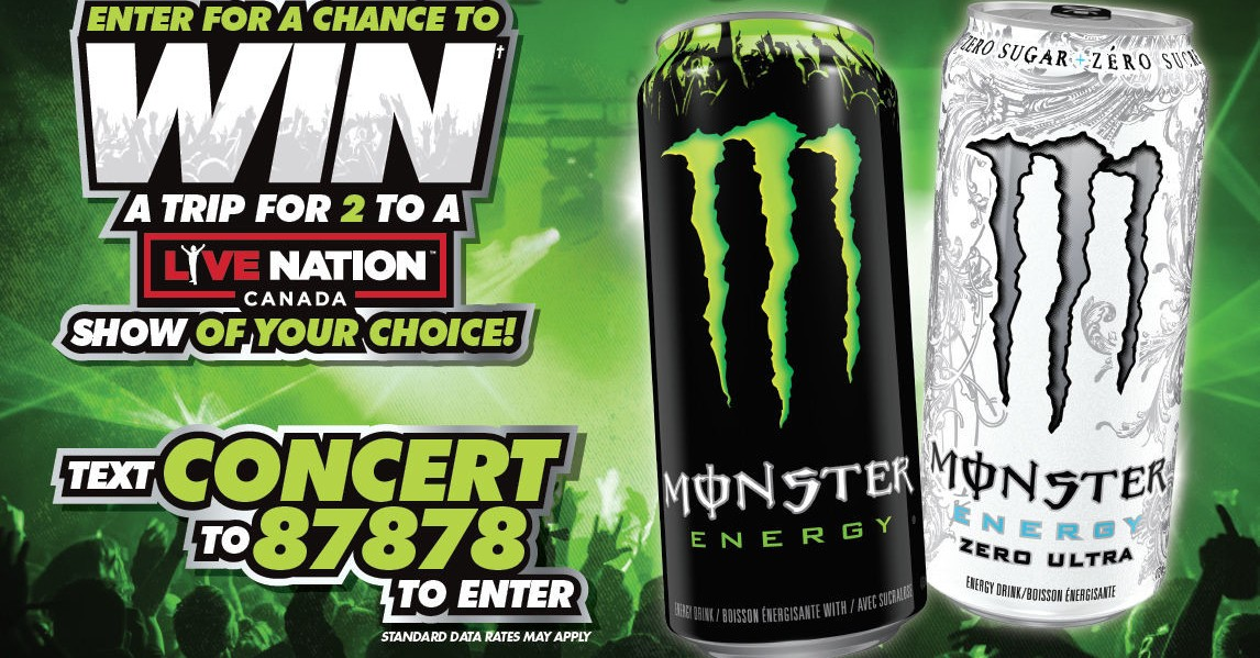 Petro-Canada Live Nation Exclusive Sweepstakes