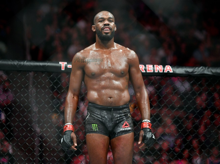 Images from the UFC 239 at T-Mobile Arena on July 6, 2019 in Las Vegas, Nevada