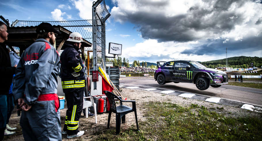 Images from the 2019 World RX of Sweden