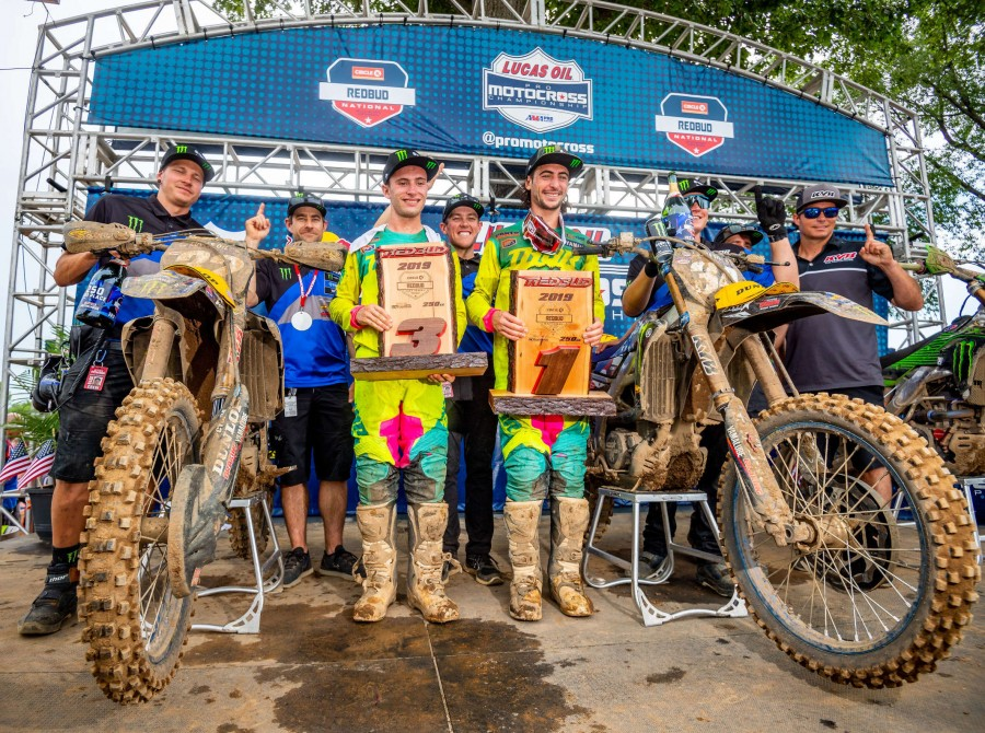 Images from the 2019 RedBud National Motocross Event on Saturday July 6th in Buchanan, Michigan.