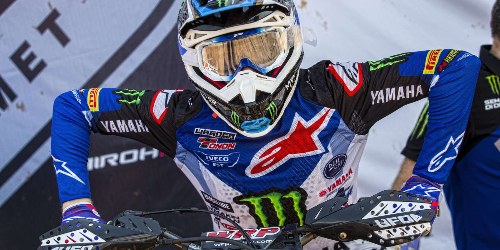 Romain Febvre at the 2019 Grand Prix of Asia