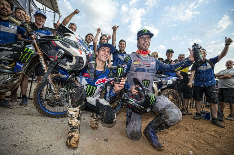 Jeremy Seewer & Arnaud Tonus at the 2019 Grand Prix of Asia