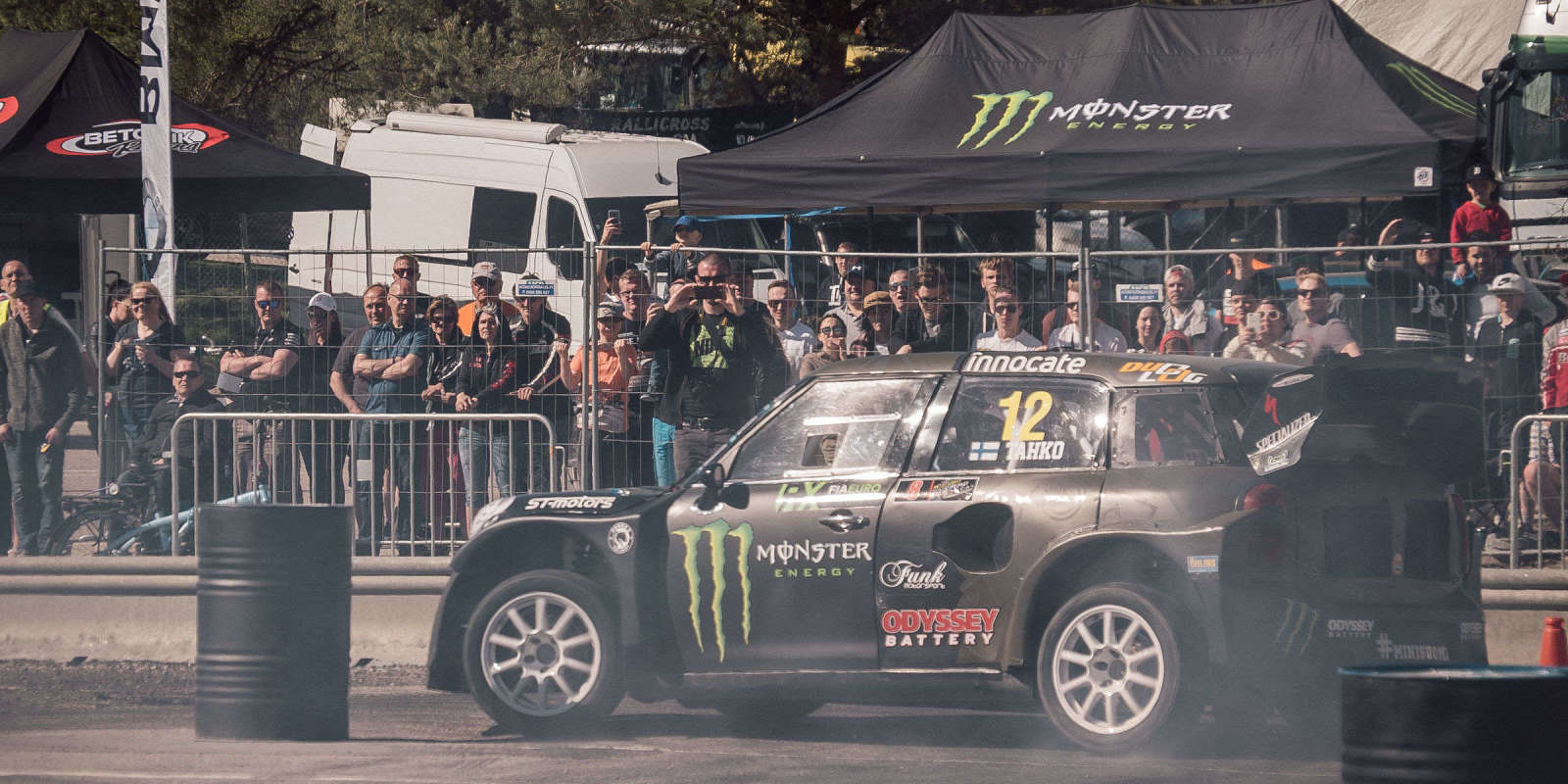 Vermo Drift Festival, invitational drifting competition held in Finland by Riku Tahko.