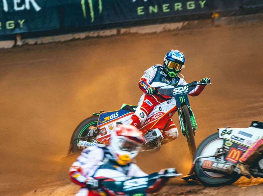 Images of the Speedway of Nations Final Day One