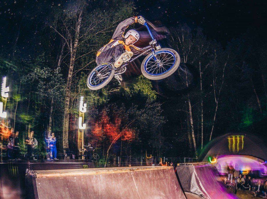Photos from rock and metal festival Devilstone, where we had a mini ramp at Monster Energy activation zone.
