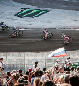 Images from the 2019 Speedway of Nations finals