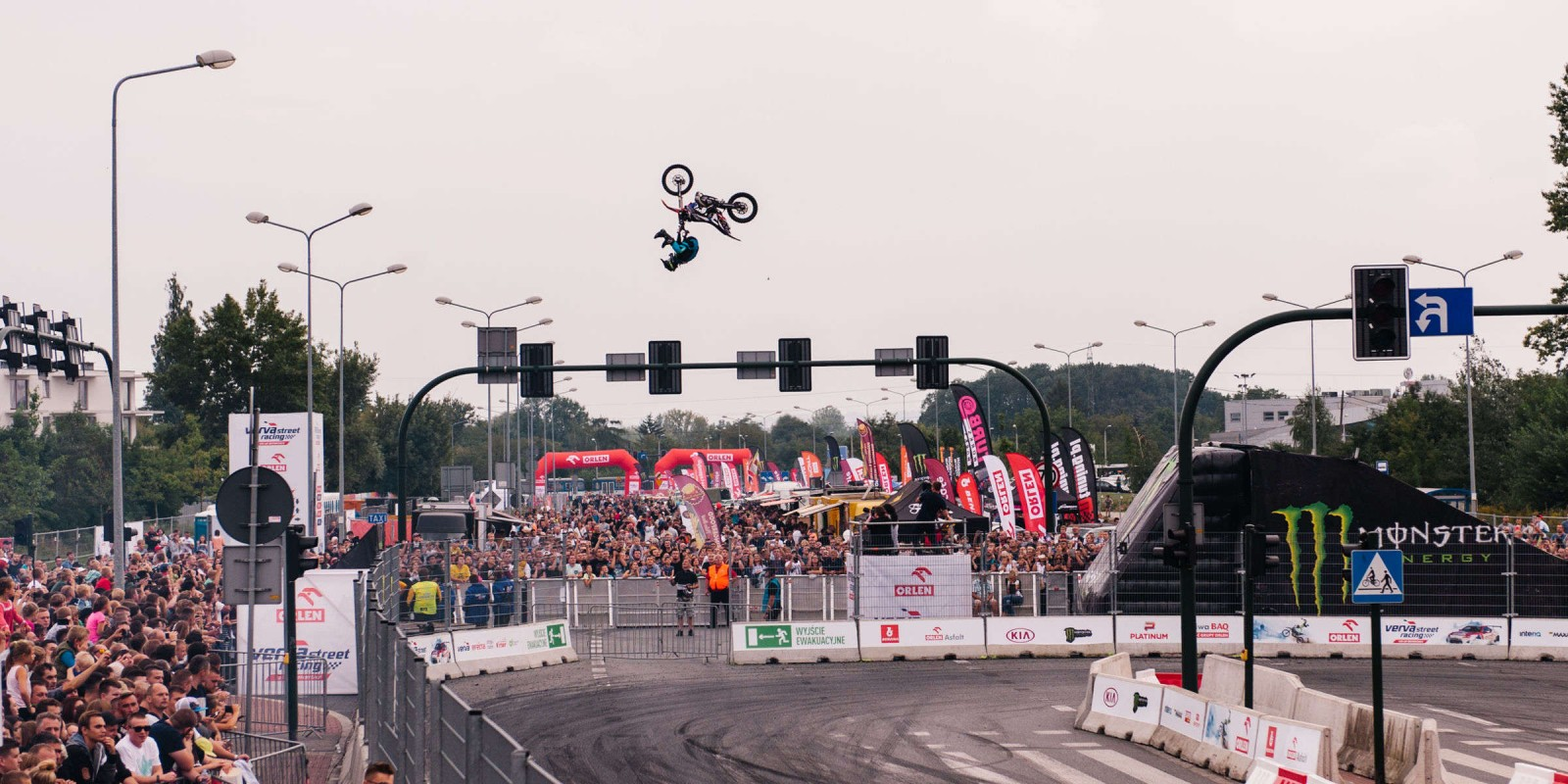 Images from 2018 Verva Street Racing in Poland.