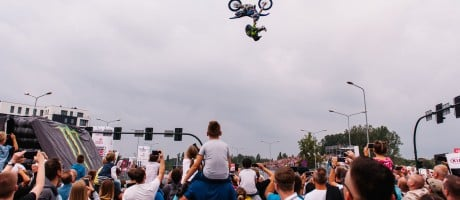 Images from Verva Street Racing 2018 in Cracow, Poland.