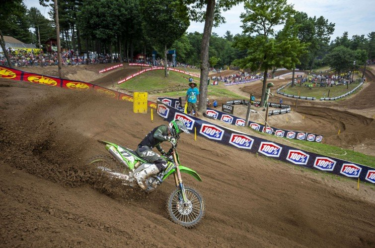 Images from the 2019 Lucas Oil AMA Pro Motocross Championship in Southwick, MA on June 29th, 2019.