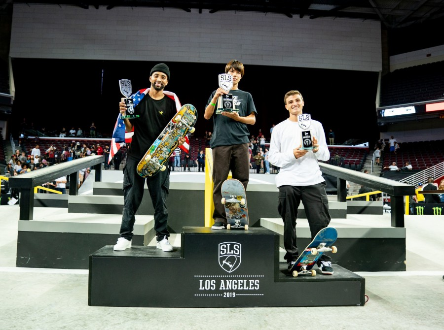 Shots from Street League Los Angeles 2019 Photos (Galen Center)