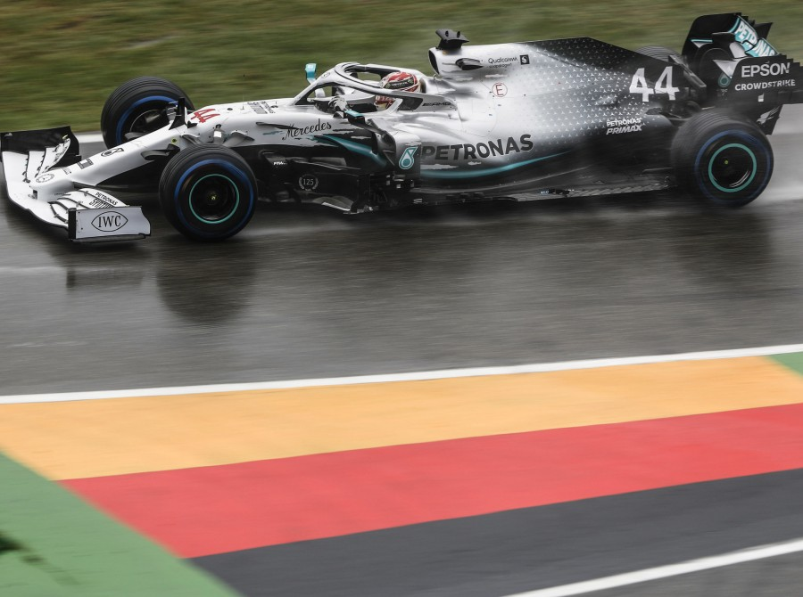 Images from the 2019 German Grand Prix
