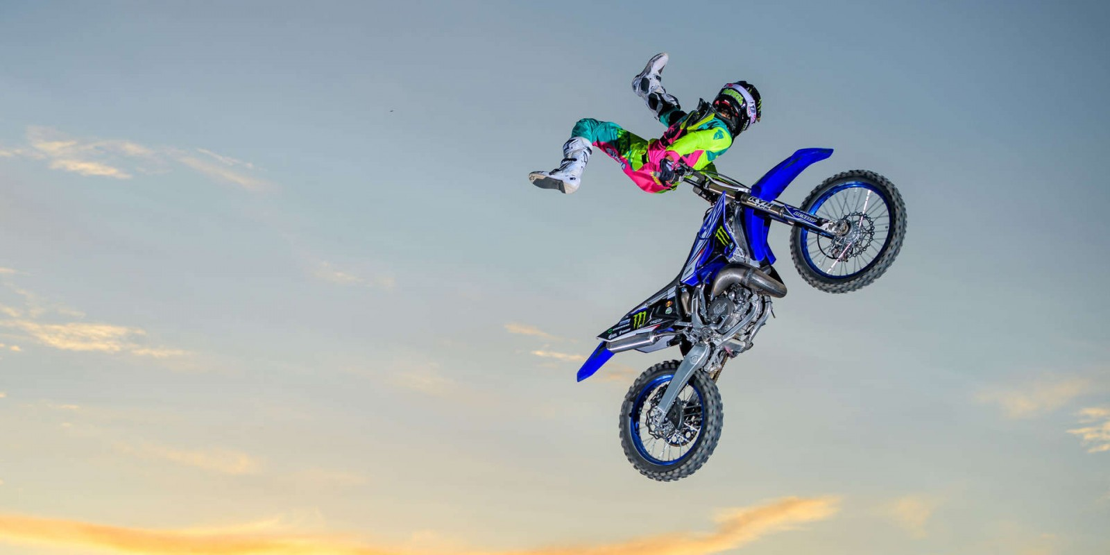 2019 Summer X-Games FMX practice in Temecula, CA.