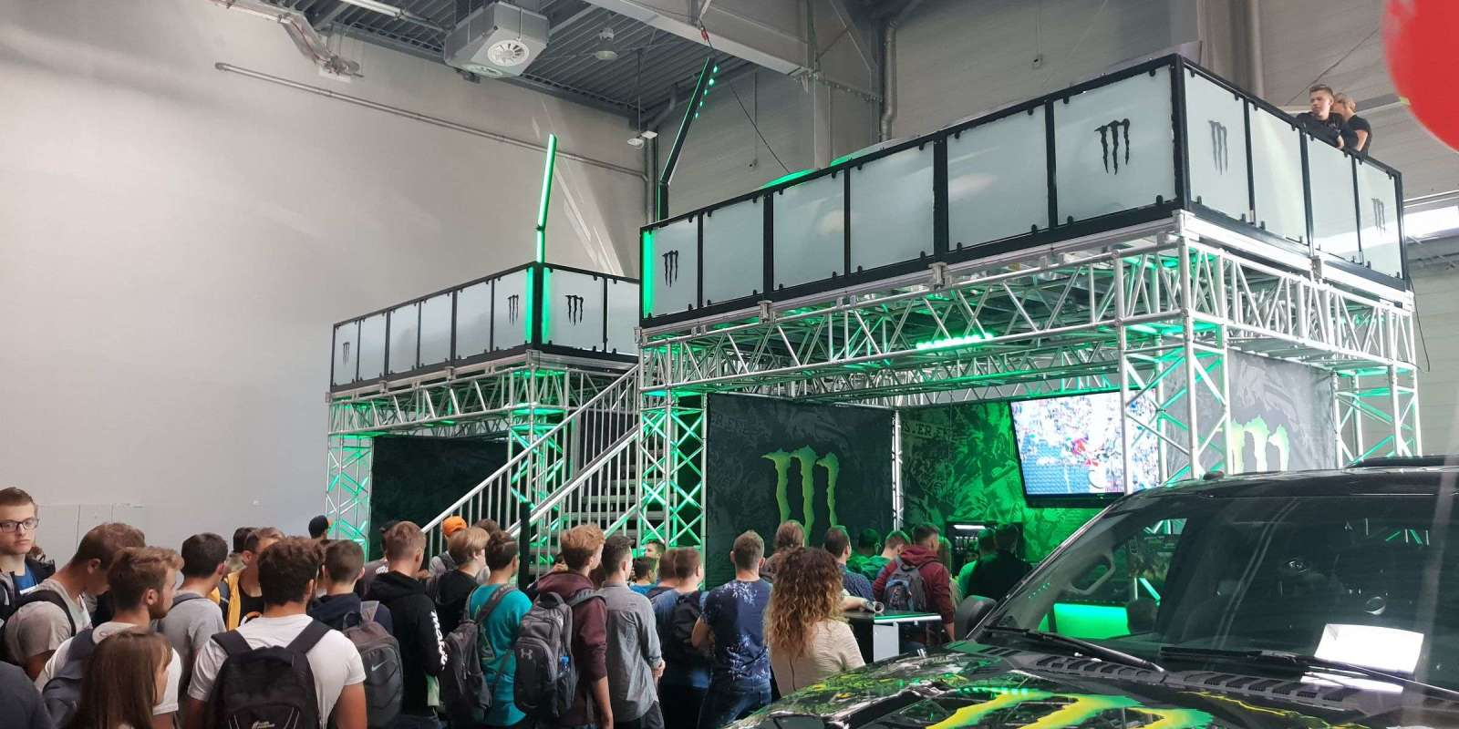 Images from Poznań Game Arena 2018 in Poland