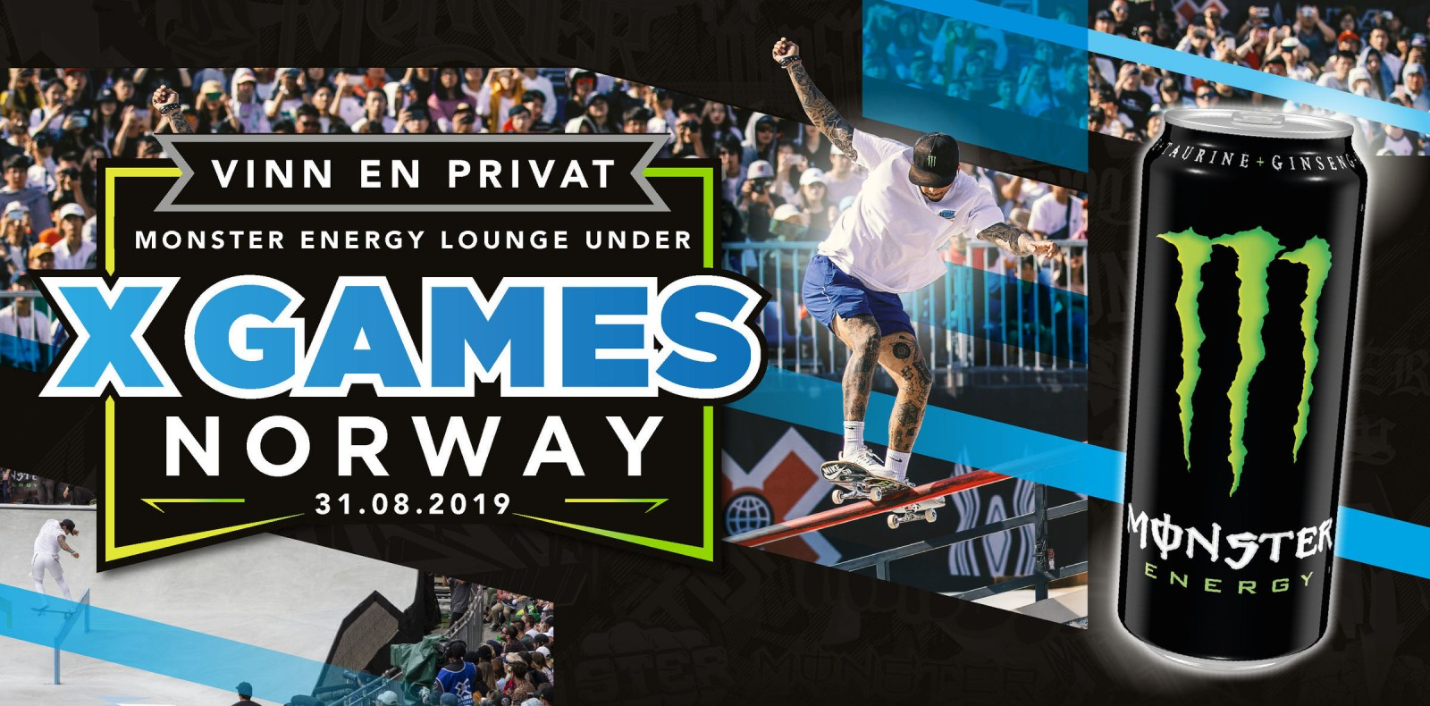 X GAMES NORWAY LOUNGE Experience