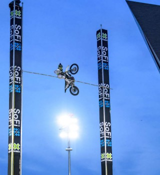 Images from the 2019 X Games Step Up Event in Minneapolis, Minnesota