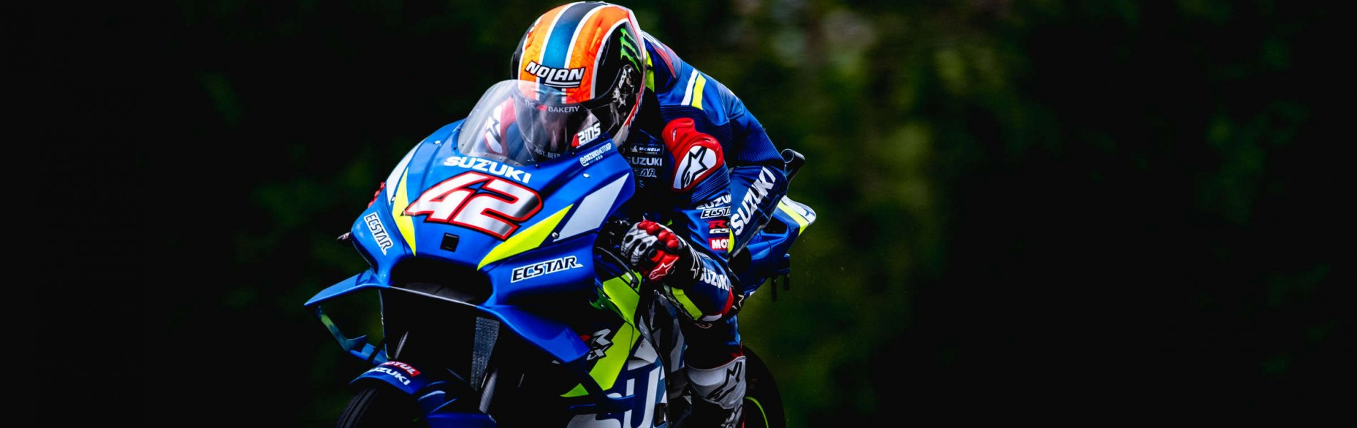 Shots from qualifiers MotoGP brno