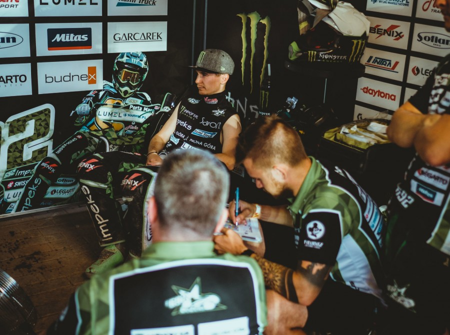 Images from the 2019 Wroclaw Speedway Grand Prix