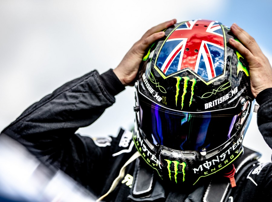 Images from round four of the 2019 FIA World Rallycross Championship
