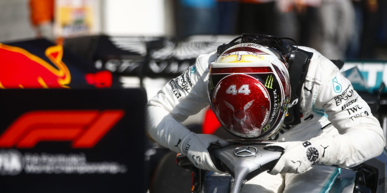 Images from the 2019 Hungarian Grand Prix
