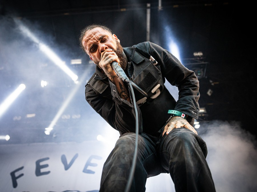 The Fever 333 playing at Copenhell Festival 2019 in Denmark.