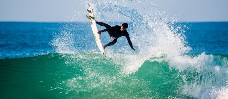 Images from the 2019 Billabong Pro from J Bay, South Africa