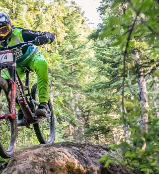 Images from the 2019 rankworx Whistler Garbanzo Downhill in Whistler, Canada.