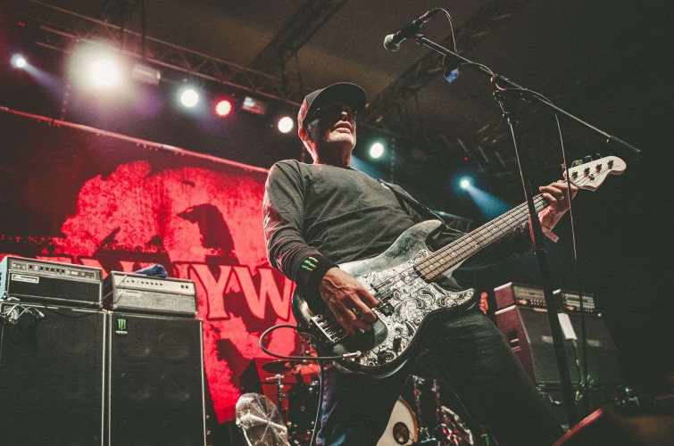 Pennywise at Punk Rock Holiday 2019