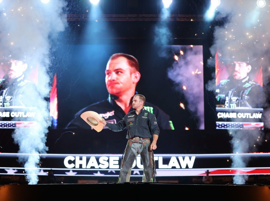 Images from the Tulsa Unleash the Beast PBR