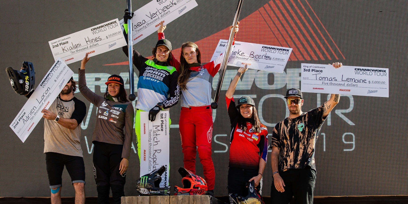 Monster Energy's Mitch Ropelato (USA) has taken home the King of Crankworx title for 2019!