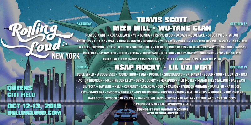 ROLLING LOUD: NYC