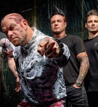 Five Finger Death Punch updated 2019 press photo