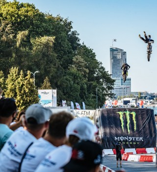 Images from Verva Street Racing 2019 in Cracow, Poland.