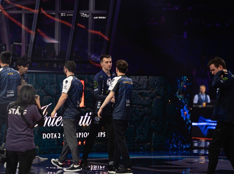 The Evil Geniuses Dota 2 team competed in The International 2019 (TI9) for a total prize pool of roughly $34 million USD. EG placed 4th place after being knocked down to the lower bracket by this year's winner and were eliminated from the tournament by Te