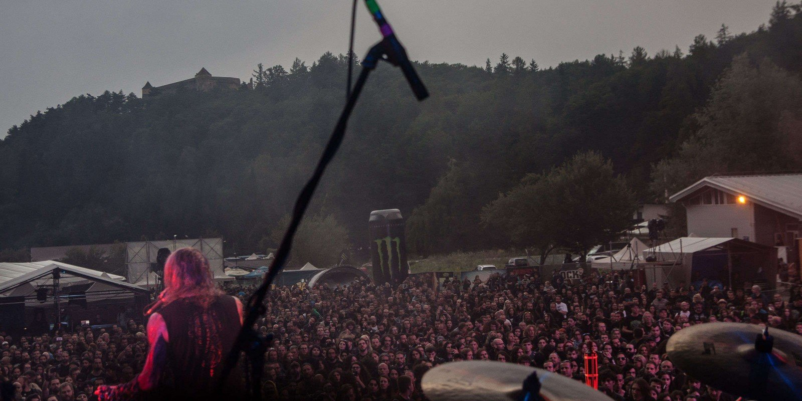 Imagery from contracted event Rockstadt Extreme Fest. NO me band in images.