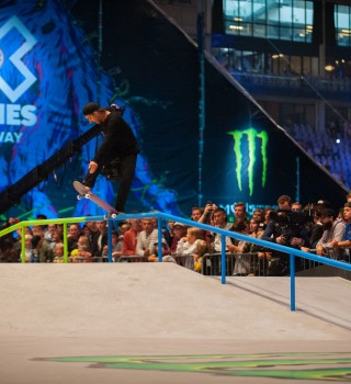 Images from X Games Norway skateboarding day 3