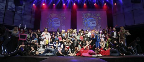 Photos from first ever Baltics Comic-Con in Vilnius, Lithuania.
