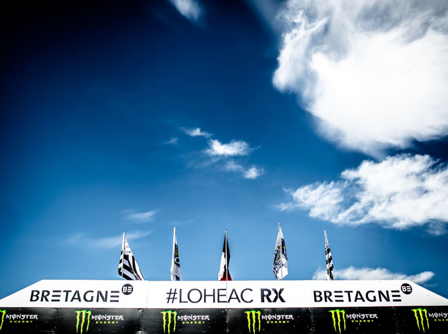 Friday images from the 2019 World RX of France