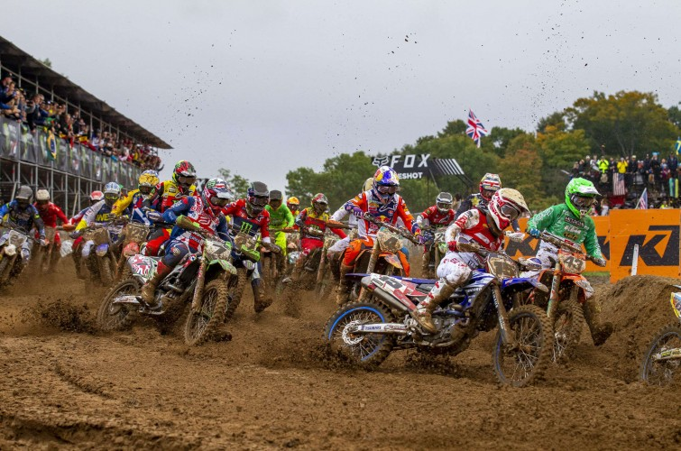 Image from the 2018 Motocross of Nations in Redbud
