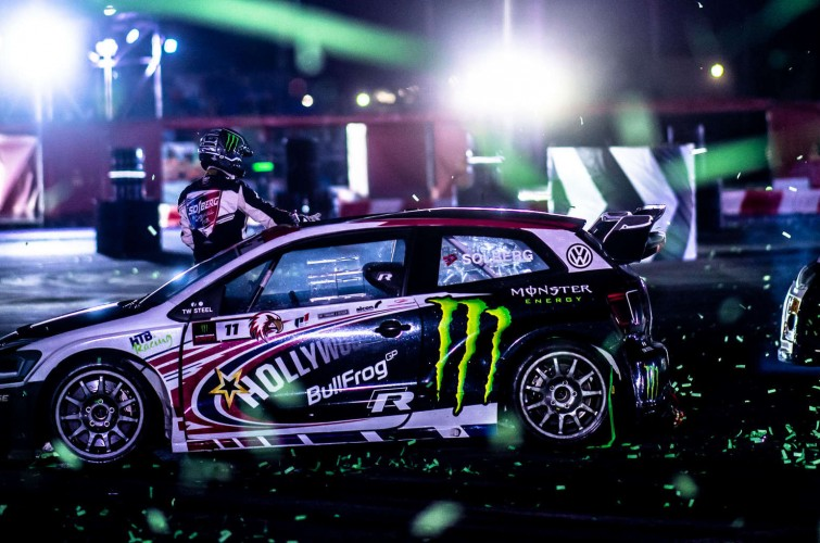 Race day shots from Gymkhana Grid 2019 in Warsaw , Poland