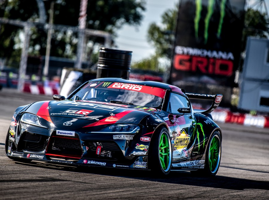 Shots from Gymkhana Grid 2019 in Warsaw, Poland
