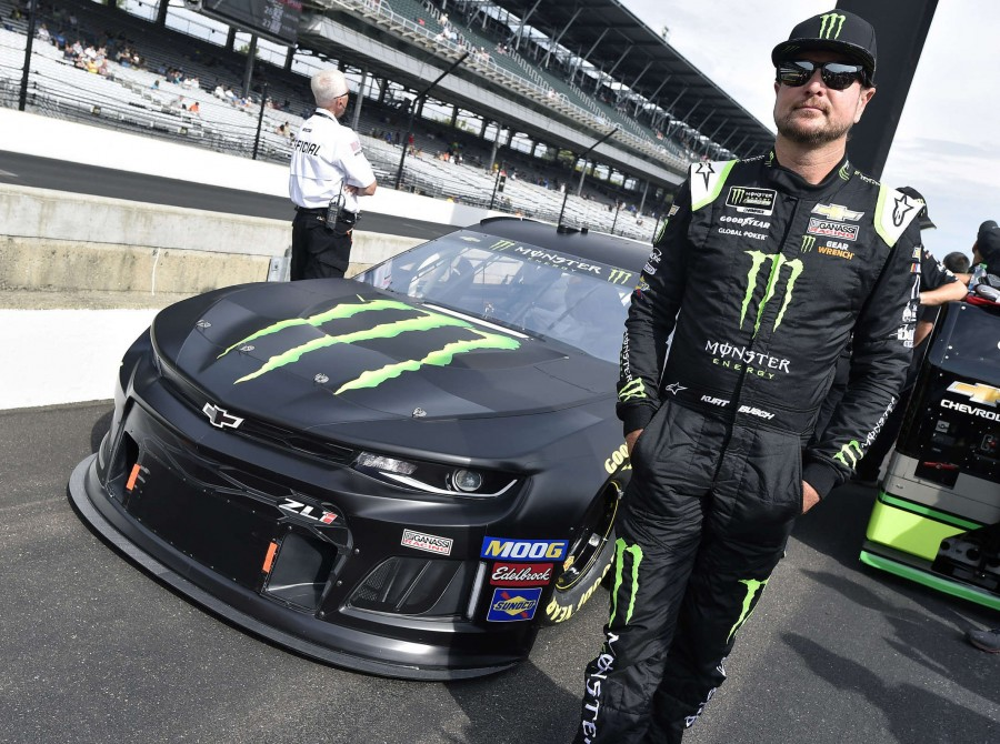 Images from the 2019 Monster Energy NASCAR Championship Series Brickyard 400 at the Indianapolis Motor Speedway.